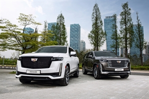 [Bestselling Car]'아메리칸 럭셔리' 5세대 에스컬레이드 국내 상륙