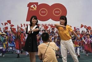"WSJ ""中共 100주년 앞서 역사 미화·왜곡 작업에 열중"""
