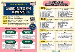 오산시, 펫푸드창업 미디작곡 등 '청년점프업'전문과정 개설