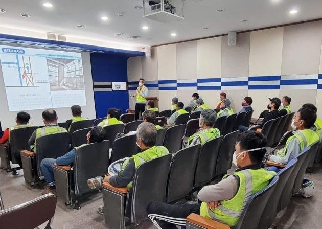 현대건설, '현장관리 강화' 안전관리비 50% 선결제