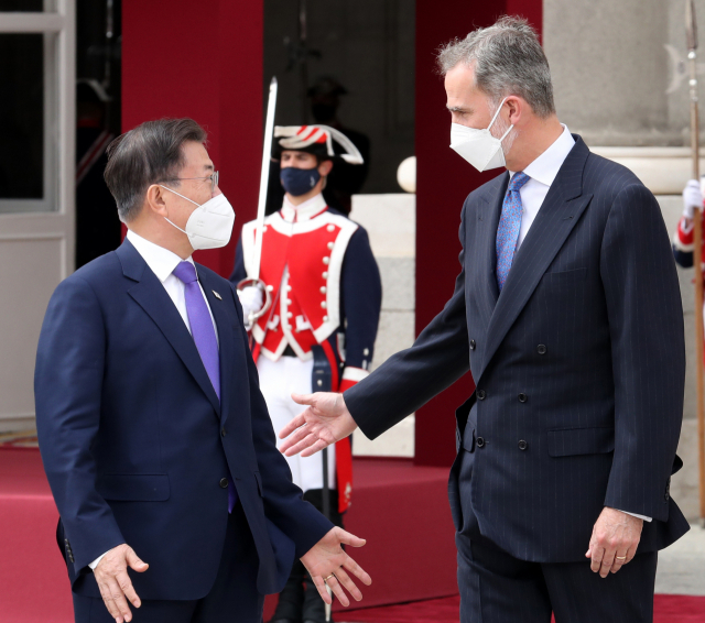 한국·스페인 경제인들, 마드리드서 맞손…친환경 신사업 협력 모색