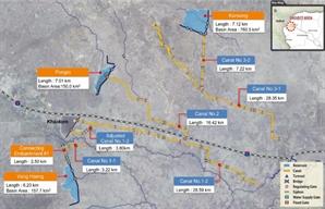 금호건설, 캄보디아서 590억원 규모 사업 수주