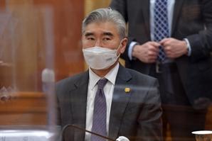 성김 美 대북특사, 19~23일 방한…한미일 고위급 회의도 조율 중