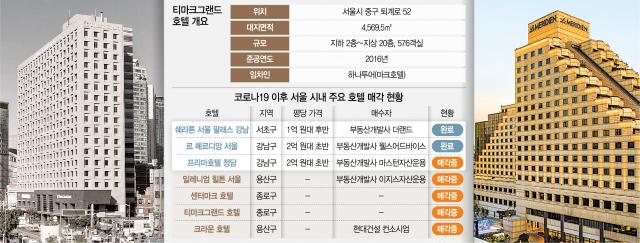 [시그널] 3년째 '사실 분 없나요'…강남과 너무 다른 '명동 호텔 잔혹사'