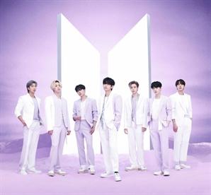BTS '버터', 아시아 가수 최초로 빌보드 핫100 4주연속 1위
