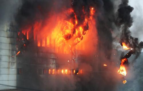 '불이 나도 대피하지 못한다'…쿠팡 덕평물류센터 알바생이 썼던 '3년 전 글'