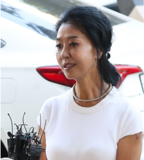 이재명, '윤석열 X파일' 언급에 김부선 '그러면 안 돼…난 '이재명 X파일' 있어'