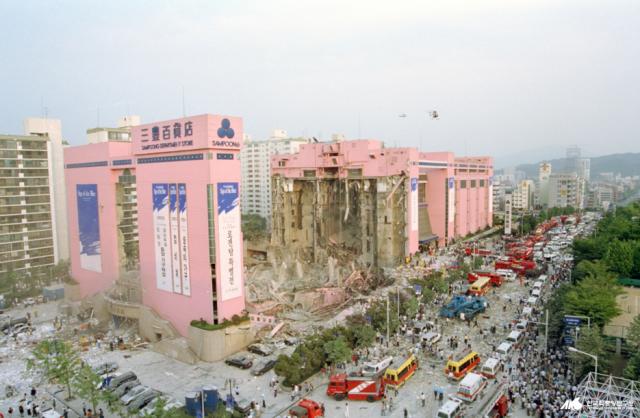 500여 명의 생명 앗아간 '삼풍백화점' 붕괴, 여전히 반복되는 26년 전의 악몽