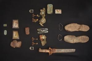 화살머리고지서 발굴된 전사자 유품 연말까지 보존 처리…7월 유가족 초청도