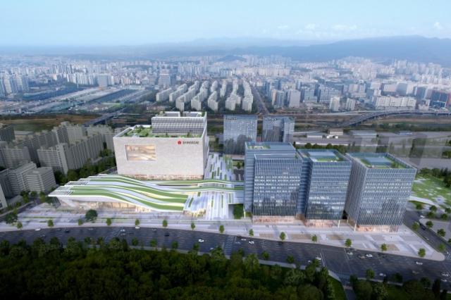한화건설, 1.2조 수서역 환승센터 개발 사업주관자 후보자 선정