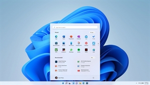 시작 메뉴가 한 가운데로…MS, 확 달라진 '윈도11' 공개