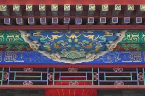 [중국문화유산이야기]  건물 곳곳 박쥐무늬…발음 같은 '福'으로 불리며 인기