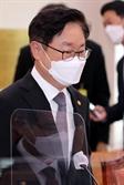 """박범계 """"檢 인사, 나름 공정"""" 자평…검사들은 """"장관만의 생각"""""""
