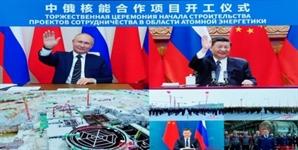 中시진핑, 푸틴과 28일 화상회담…미러 급진전에 급해졌나