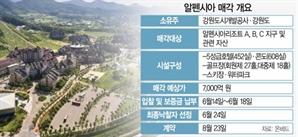 """[시그널] 알펜시아, 알고 보니 같은 계열 2곳만 입찰?…""""불공정"""" vs """"유효입찰"""""""