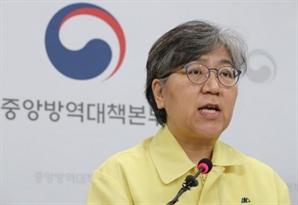 """[속보] 정은경 """"상황 악화땐 이달말 2,000명 넘는다"""""""