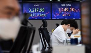 원화가치 급락에 외국인 차익실현 '악순환'…국채 가격도 뚝