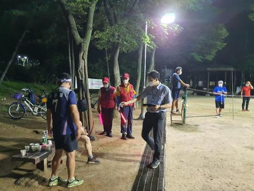 서울 자치구, 코로나19 확산 방지 위해 야외 음주 금지·공원 폐쇄