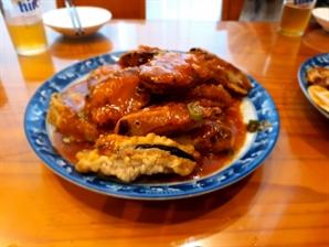 [지구용]고독한 이부장의 비건 중국음식 체험기