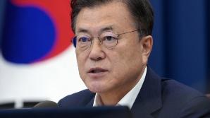 """文 """"한국판 뉴딜 투자 확대…160조→220조"""""""