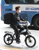 오토바이 대신 자전거…배달시장 '두바퀴'의 진화