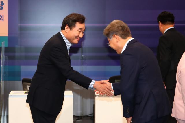 이낙연, 尹·이재명 맹추격…20%선 육박