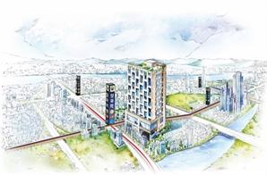 각종 개발사업으로 강남 개발 시초 '양재역 사거리' 재부흥 시작된다
