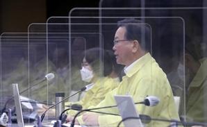 """김총리 """"오늘 청해부대원 귀국... 장병 건강 못 챙겨 송구"""""""