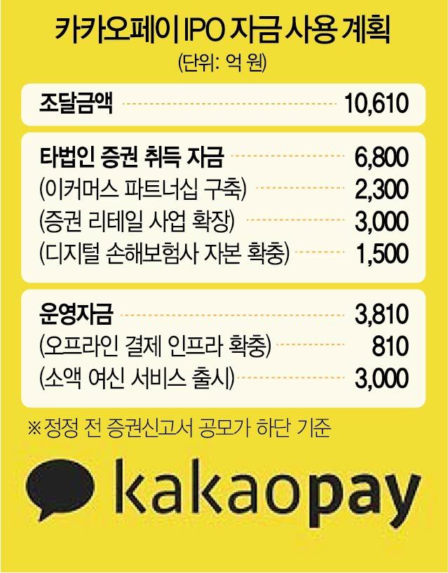 [단독] 금감원 태클에…카카오페이 IPO 결국 10월로 늦춰졌다