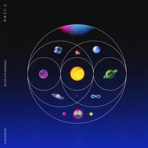 콜드플레이, 10월 정규 9집 'Music Of The Spheres' 발매