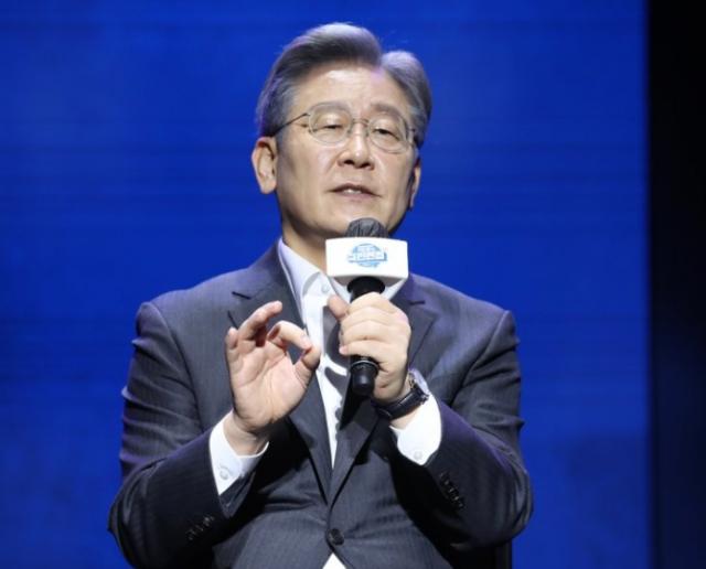 이재명 '전국민 100만원 기본소득..재원은 국토보유세·탄소세로'