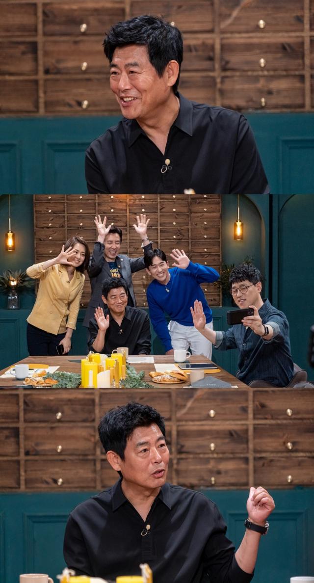 '대화의 희열3' 성동일, 딸 빈이 '역변했다' 디스…성준·성빈·성율 3남매 근황 공개