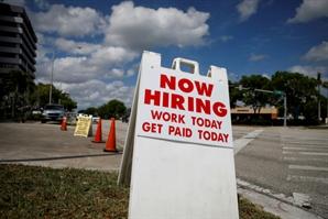 美 실업수당 청구 41만9,000건... 예상 웃돌아