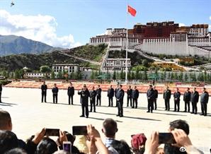 中 시진핑, 티베트 첫 방문…'美·印에 물러설 뜻 없어' 과시