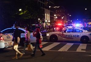 美 워싱턴 DC 중심가에서 또 총격 사건…2명 부상