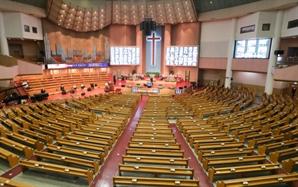 교회 제한적 대면예배…주말 앞두고 긴장감 고조