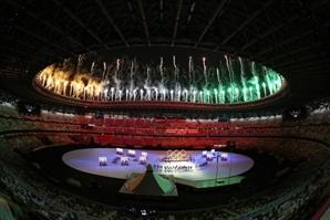[도쿄 올림픽] 7만석 경기장에 950명…함성 대신 정적만 흘렀다