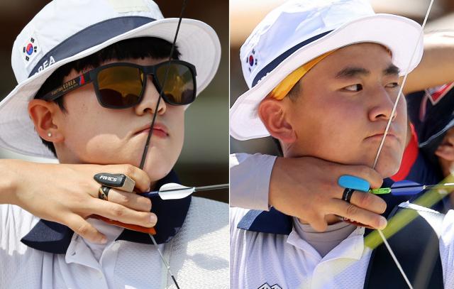 [도쿄 올림픽] 양궁 막내들 일낸다…김제덕·안산, 3관왕 도전(종합)