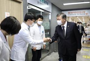 병무청, 내달 3일까지 병역판정검사 중단