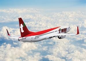 티웨이항공, 8월 '오키나와 여행 테마' 무착륙 관광비행 실시