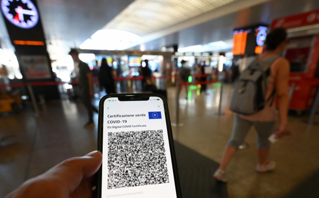 日, '백신 여권' 발급 시작…이탈리아 등 외국 방문시 격리 면제