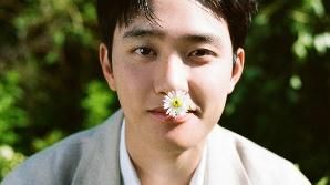 """엑소 디오 """"첫 솔로 앨범명 '공감', 좋은 에너지 선사하고 싶어 선택"""" [일문일답]"""