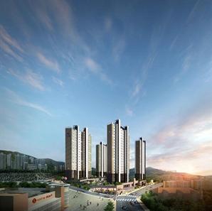 거제 옥포동 6년만 신규 분양 아파트 나온다. '거제 반도유보라' 8월 오픈예정