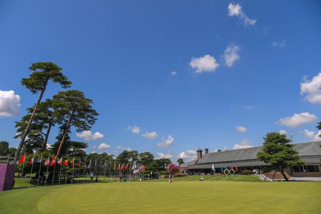 올림픽 골프 열리는 곳…'일본 코스 설계의 아버지'가 만든 명문 골프장