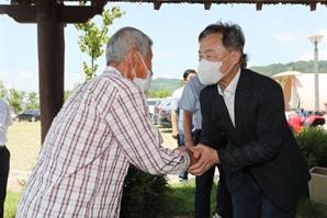 """'안보 행보' 최재형 """"정부, 자유·평화 지킬 의지 있나"""""""
