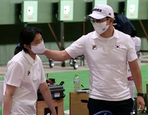 """[도쿄 올림픽] 진종오 첫 노메달…""""그래도 은퇴 안 해"""""""