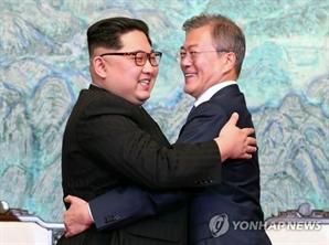 """[속보] 靑 """"北김정은과 정상회담 논의는 안 했다"""""""
