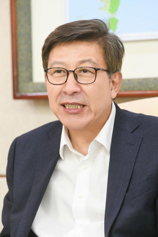 박형준 부산시장,국회의장 면담… 부산세계박람회 유치 협조 요청