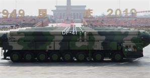 中, 핵탄두 대폭 늘리나…격납고 230개 건설 중