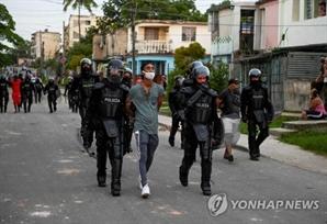 """북한 """"美의 쿠바 제재는 내부교란 부추기는 내정간섭"""""""